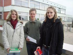 Anne-Lea Schaper, Johannes Hausmann, Mariel Matyschok