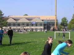 Umbau des Hauptgebäudes