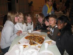 36 HVG-Schülerinnen und Schüler in Lieusaint