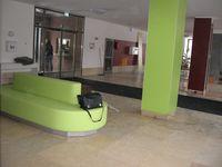 Eingangshalle wird neu gestaltet
