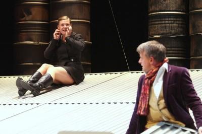 Iphigenie und ihr Bruder Orest - Landestheater Detmold